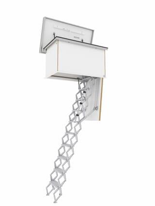 Columbus Flat Roof Concertina Access Ladder