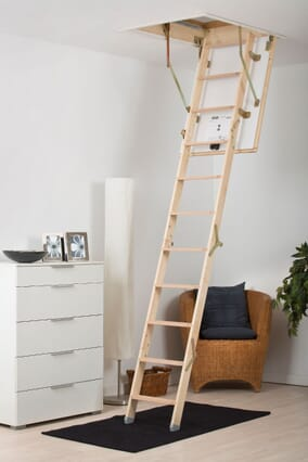 Dolle Mini Loft Ladder (Special Measure)