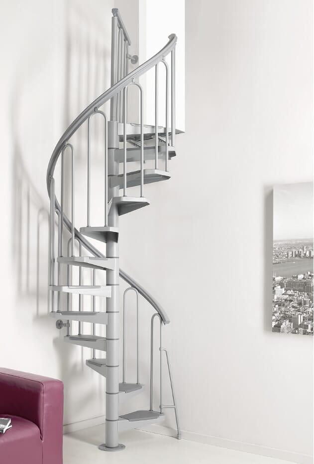 Fontanot Nice 3 Spiral Stair Kit 1000mm Loft Centre
