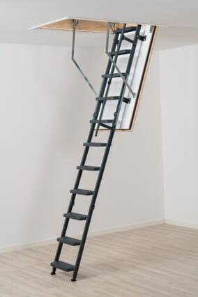 REI 45 Comfort Fire Rated Steel Folding Loft Ladder