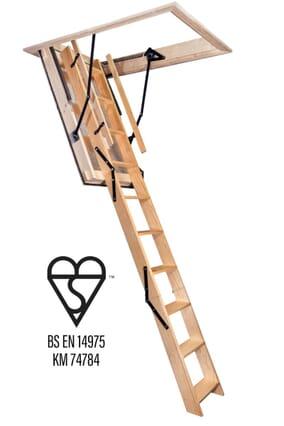 Stira Heavy Duty Loft Ladder